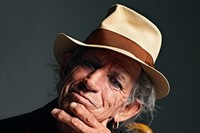 Keith Richards, Another Man A/W10