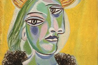 Pablo Picasso, Bust of a Woman (Dora Maar), 1938