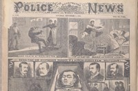 Jack the Ripper, Illustrated Police News, 1888
