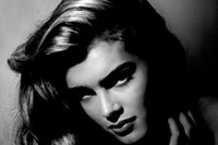 Brooke Shields, model