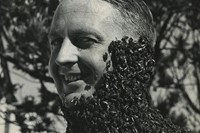 Peter Wrinch-Schultz, Curiosities - Man with Bees, 1950s