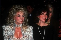 Dolly Parton and Sally Field