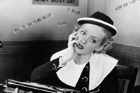 Bette Davis in The Front Page Woman, 1935