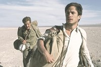 Rucksack in The Motorcycle Diaries, 2004