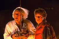Dr. Emmett 'Doc' Brown and Marty McFly, Back to the Future