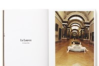Le Louvre by Juergen Teller, from Paradis, Issue 5
