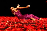 Dress rehearsals for Tanztheater Wuppertal Pina Bausch: Worl