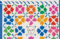 Henri Matisse, Large Composition with Masks, 1953