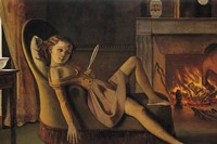 Balthus, The Golden Days, 1944–46
