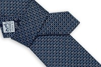 On Off tie by Hermès