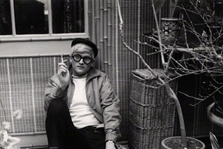 David Hockney in 1965