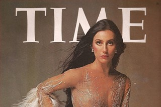 Cher on the cover of Time Magazine, March 1965