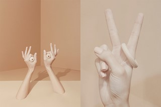 Hand Gestures: OK and Peace