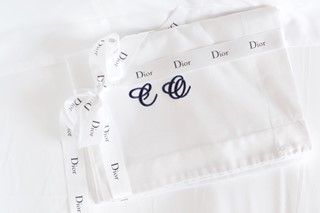 DIOR - Cruise 2016 Monogram Pillowcase 01-1