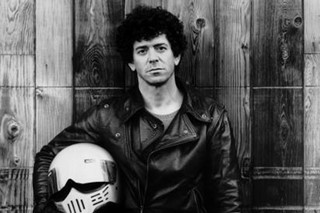 Lou Reed, January 1 1985