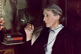 Virginia Woolf by Gisèle Freund, 1939