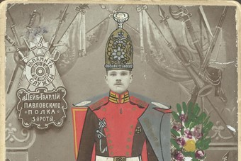 PT Ivanov, First year of the military service, 1911, The Pho