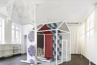 Wall Coverings by Maison Martin Margiela x Omexco