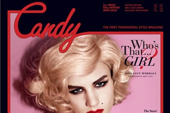 Candy issue 1