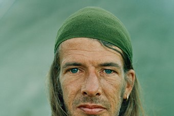 Del, 2003, from The New Gypsies by Iain McKell