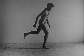 Nude Self-Portrait #2, 1966