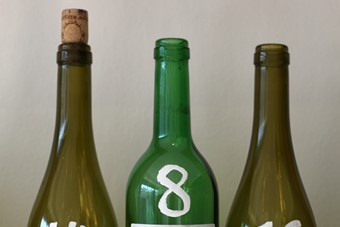 Three bottles at 259