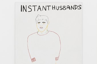 David Robilliard, Instant Husbands Come in Packets, 1987