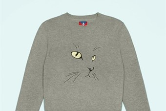 Opening Ceremony Cat Jumper chosen by Laura Allsop