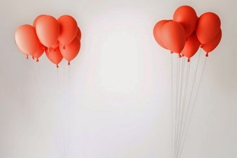 Floating Balloon Bench by h220430