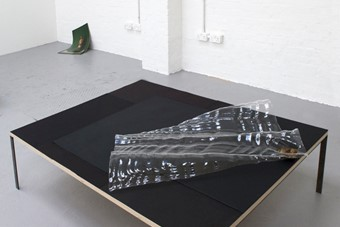 Nicolas Deshayes, Back to the Drawing Board 2, 2009
