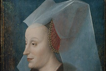 Portrait of a Noblewoman, Probably Isabella of Portugal (139