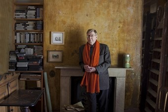 Alan Bennett, Primrose Hill, London