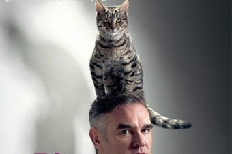 Morrissey and Fanny for Guardian Weekend, 2010