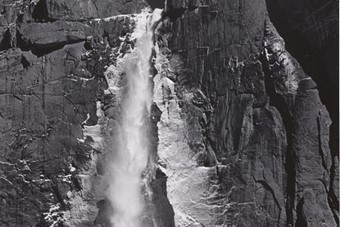 Upper Yosemite Fall, Yosemite Valley, circa 1960