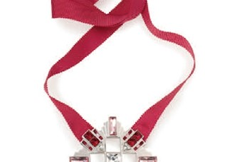 DV Cross Pendant