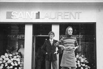 Saint Laurent Rive Gauche, 1966