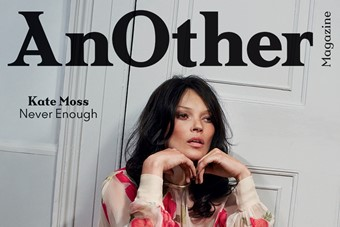 Kate Moss for AnOther Magazine A/W14