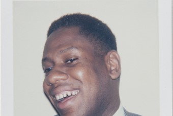 Andre Leon Talley, 1984