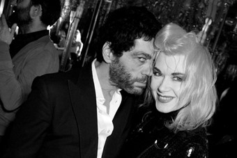 Tim Noble and Pam Hogg