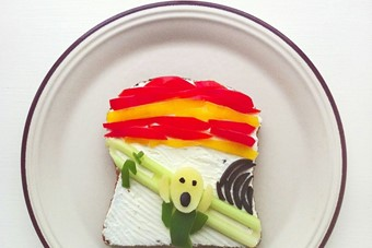 The Art Toast Project: Edvard Munch, The Scream