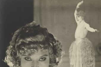 Barbette, 1926 by Man Ray