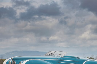 The 1949 Delahaye Roadster