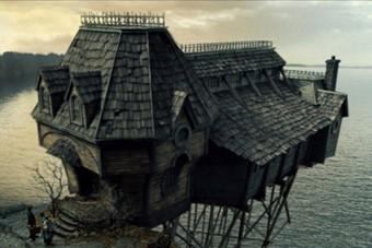 Still from Lemony Snicket's A Series of Unfortunate Events,