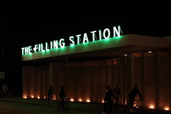 The King's Cross Filling Station