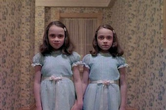 Still from The Shining