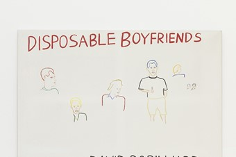 David Robilliard, Disposable Boyfriends, 1987