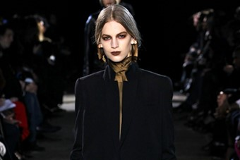 Vanessa Axente for Givenchy A/W12