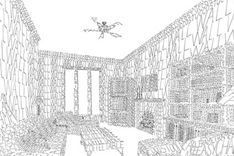 Library by Thomas Broomé