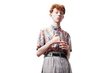 King Krule for Another Man S/S14