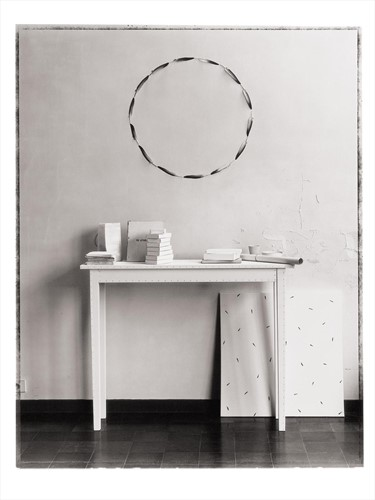 Top ten designer furniture collaborations another - Table console blanche ...